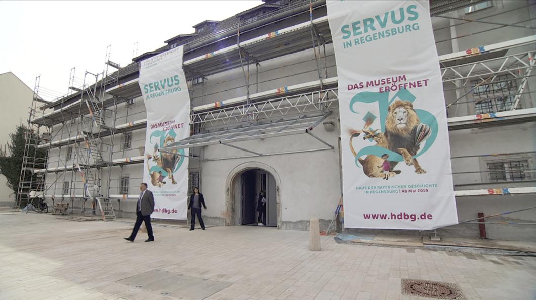 Regensburg sanierung des sterreicher stadels for Depot regensburg