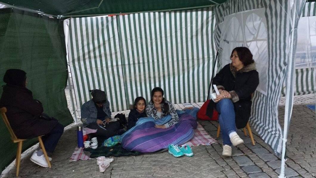 © Refugee Strike Cham