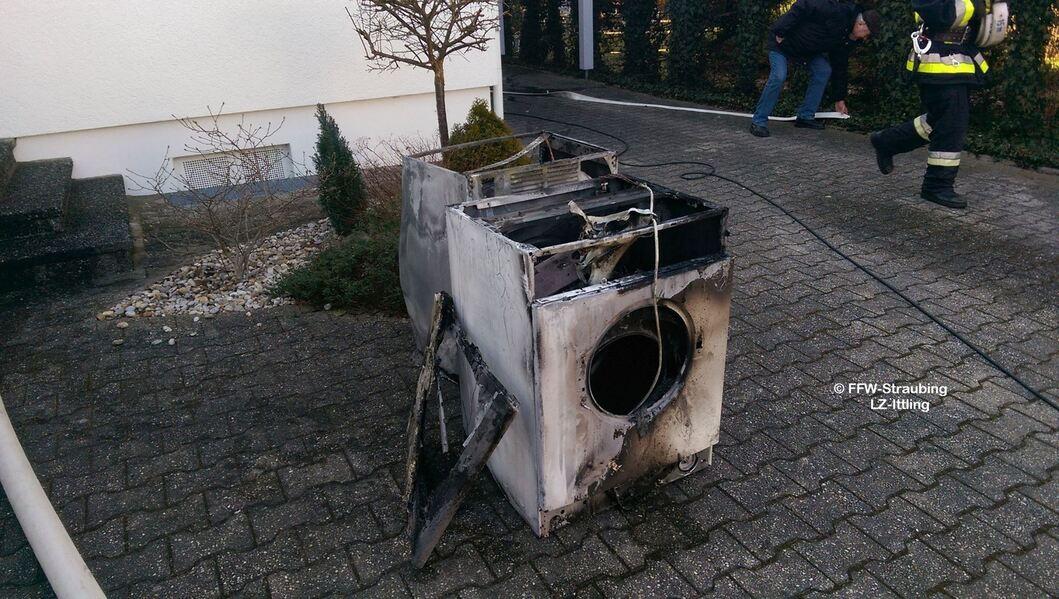 © Feuerwehr Straubing