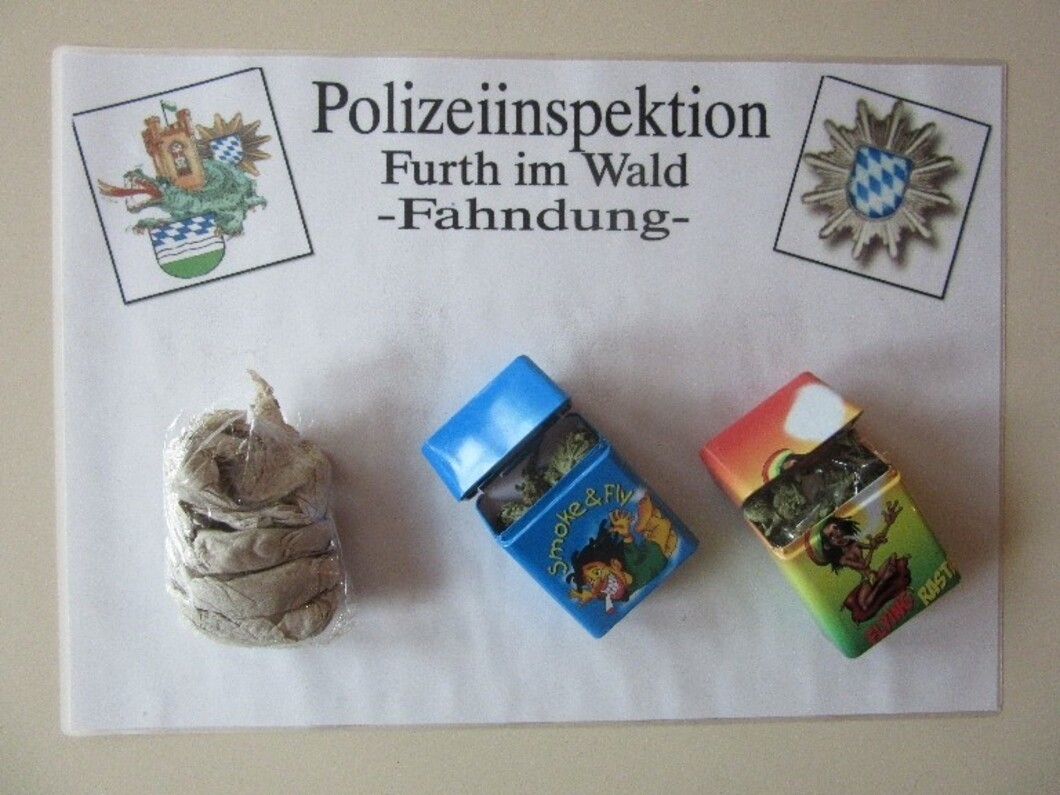 © Polizeiinspektion Furth im Wald