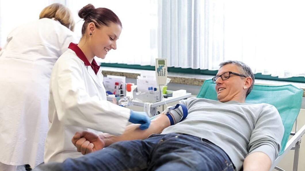 © DRK-Blutspendedienste