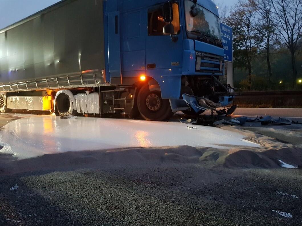 Unfall Osttangente Regensburg Heute
