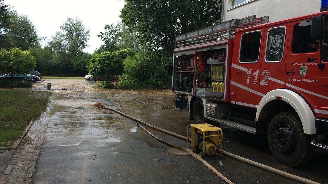 © Feuerwehr Stadt Waldmünchen