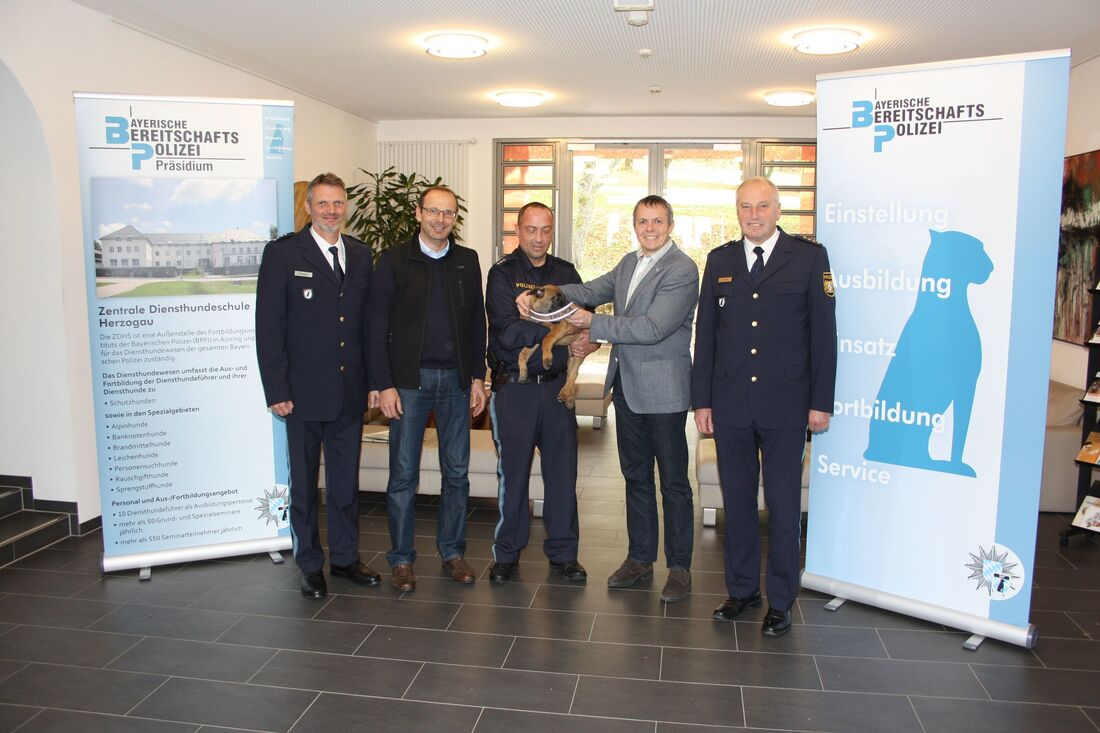 © Fortbildungsinstitut der Bayerischen Polizei