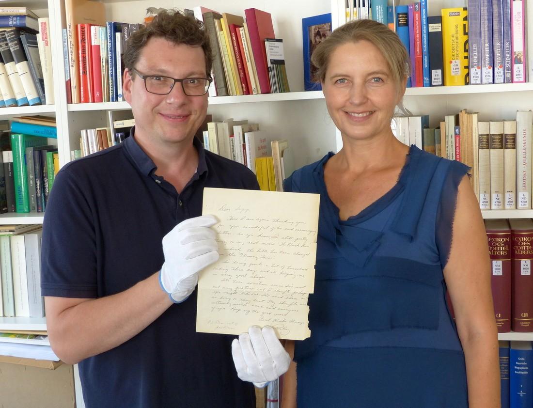 © Staatliche Bibliothek Regensburg/ Thomas Holz
