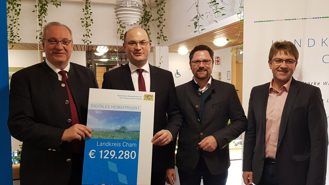 © Bayerisches Staatsministerium der Finanzen und für Heimat
