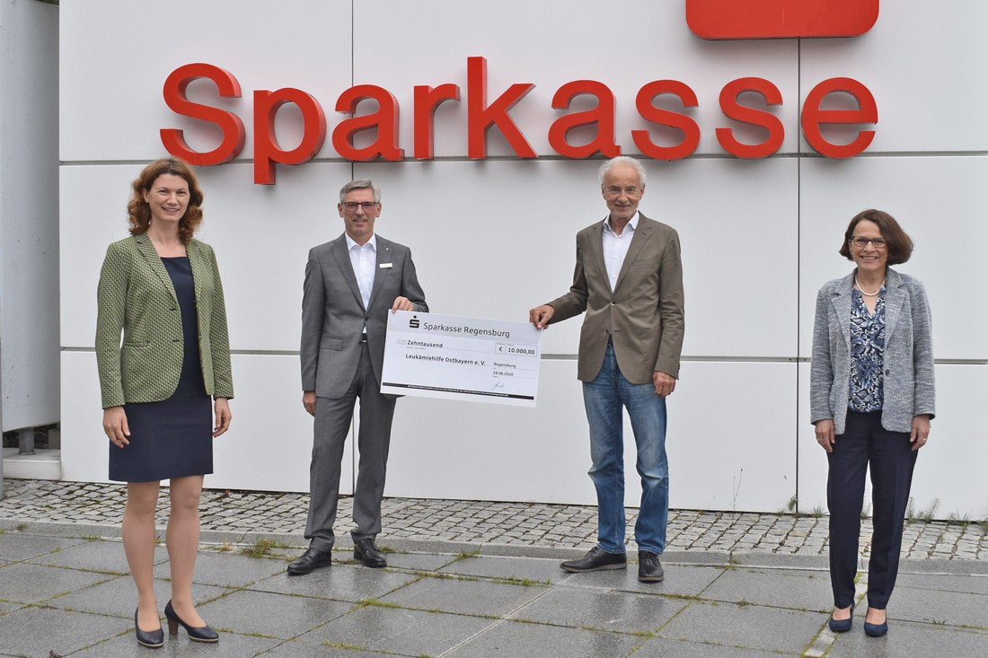 © Carolin Winkelmeier/Sparkasse Regensburg