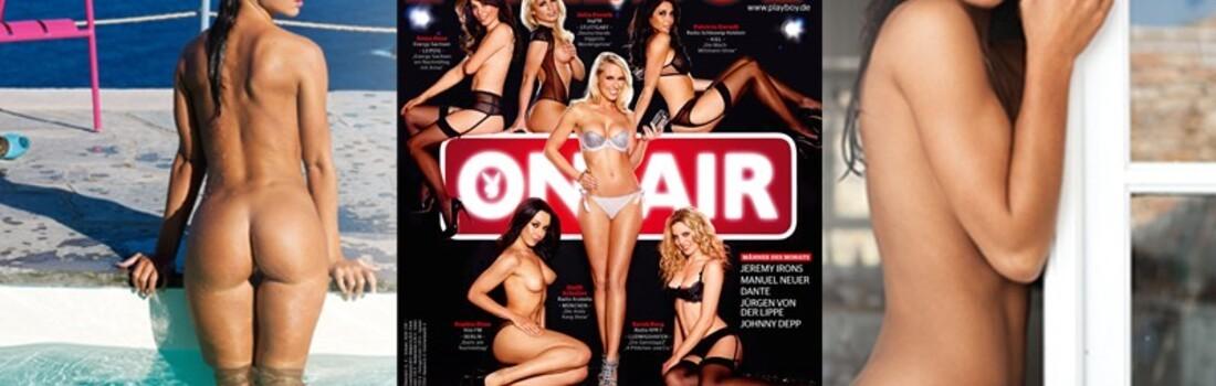© Fotos: Wilfried Wulff für Playboy Juni 2013/Cover: Florian Lohmann für Playboy 06/2013. Weitere Motive von Verena Stangl, Playmate Juni 2013, unter www.playboy.de.