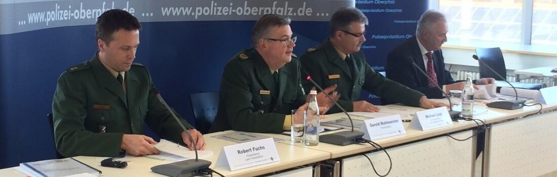 Polizeibericht Oberpfalz News