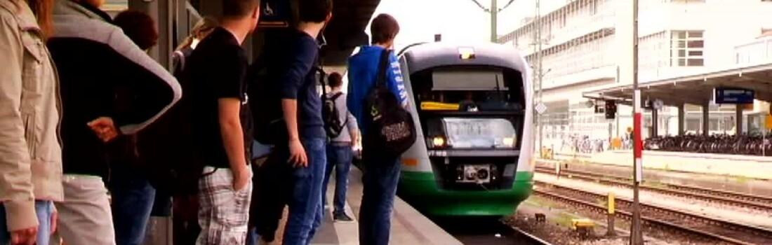 Ostbayern Zugverkehr Soll Aufgewertet Werden Tva