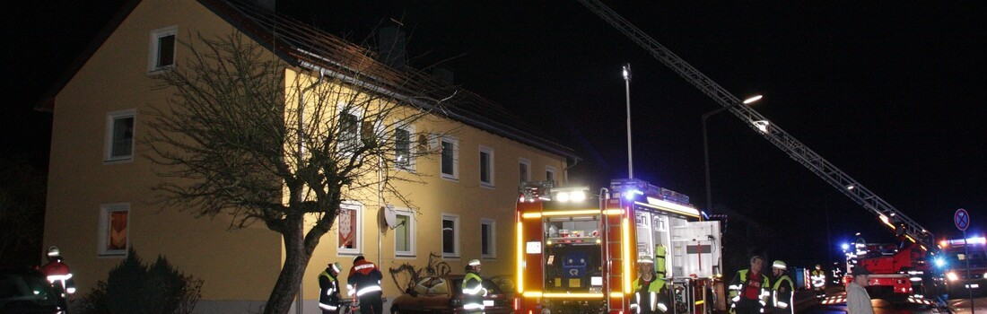 © Feuerwehr der Stadt Furth im Wald