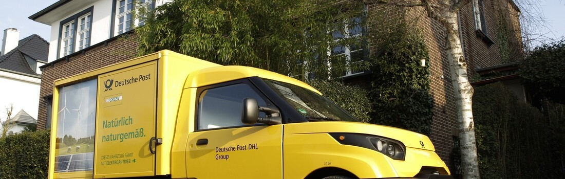 © StreetScooter / Deutsche Post DHL Group