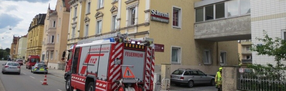 © Berufsfeuerwehr Regensburg
