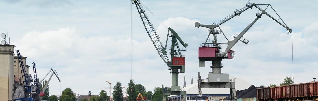 © bayernhafen Regensburg / Ingo Maschauer