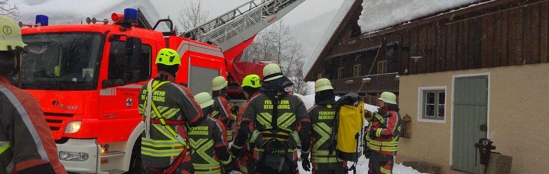 © Melanie Neuhoff, Amt für Brand- und Katastrophenschutz, Stadt Regensburg