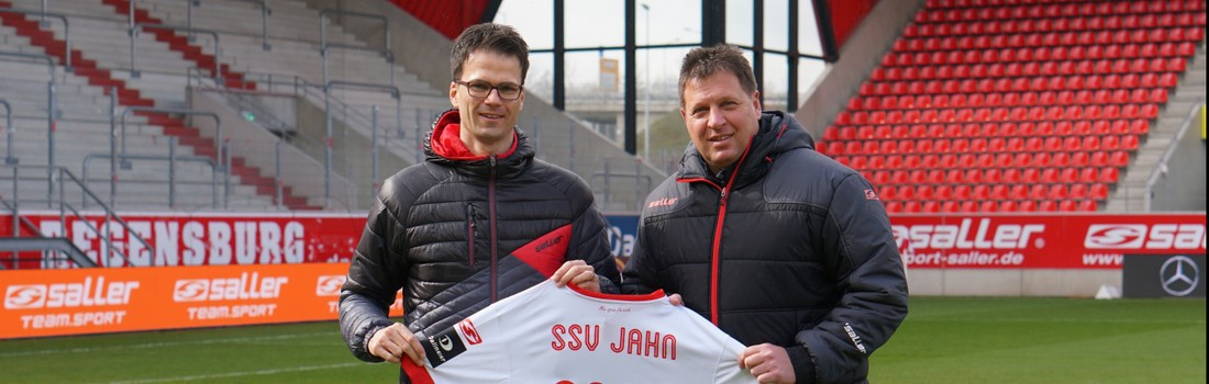 © Foto: SSV Jahn/Liedl