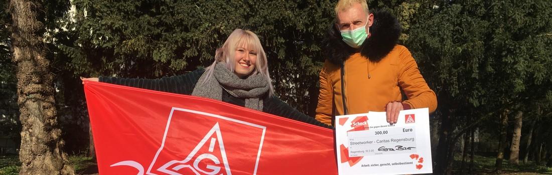 © Elena Bauer, Gewerkschaftssekretärin der IG Metall Regensburg