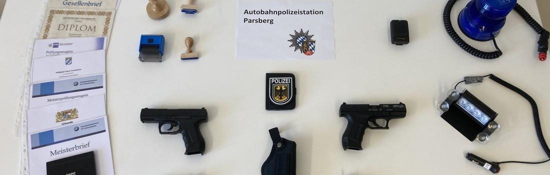 © Autobahnpolizei Parsberg