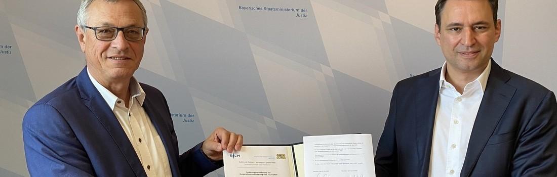 © Bayerische Landeszentrale für neue Medien