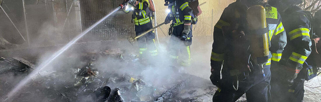 © Feuerwehr Bad Kötzting
