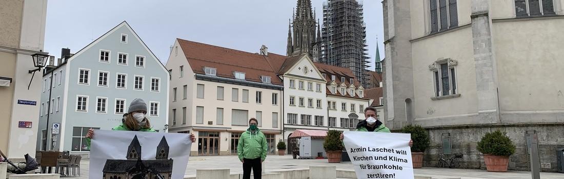 © Greenpeace Regensburg