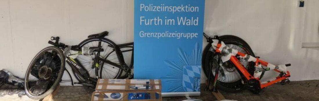 © Grenzpolizeigruppe der PI Furth im Wald