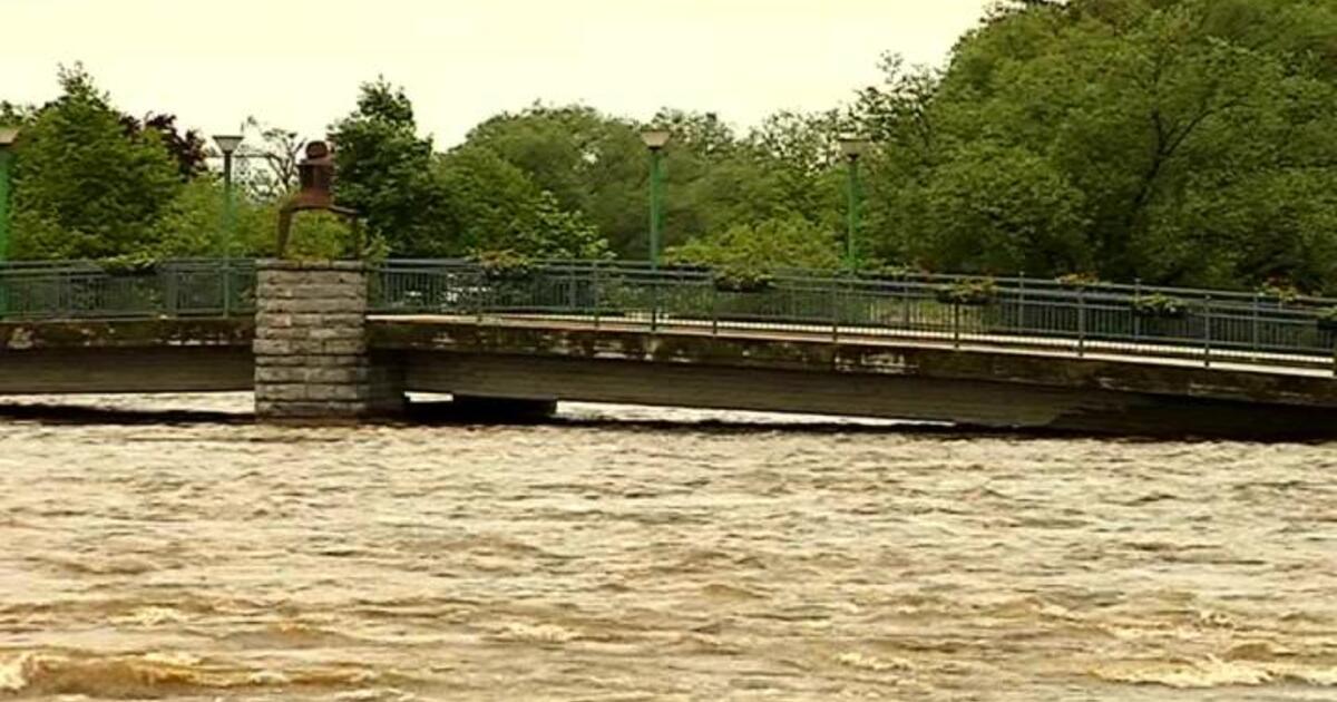 Hochwasser Cham