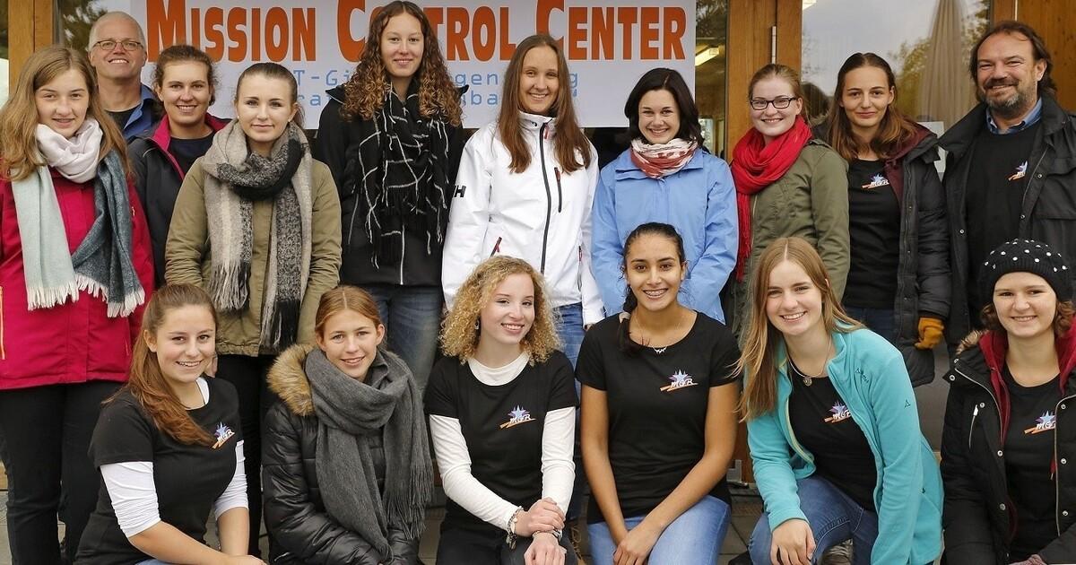Regensburg: MINT-Girls brachten Ballon in die Stratosphäre