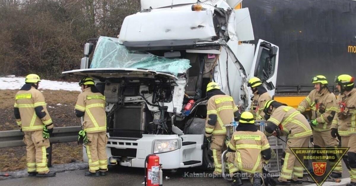 Unfall Heute Regensburg