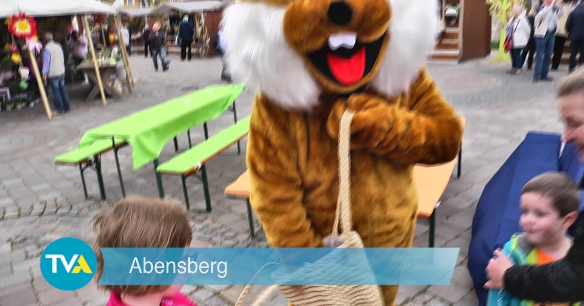 Abensberg Ostermarkt