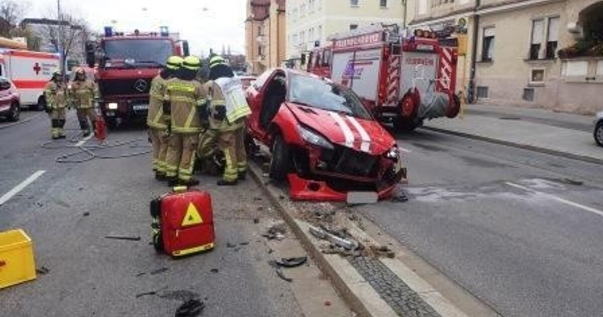 Verkehrsunfall Regensburg