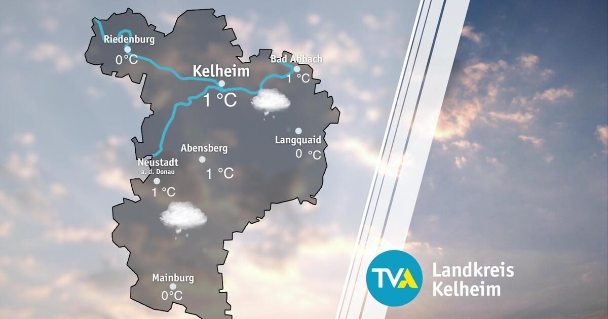 Wettervorhersage Für Montag