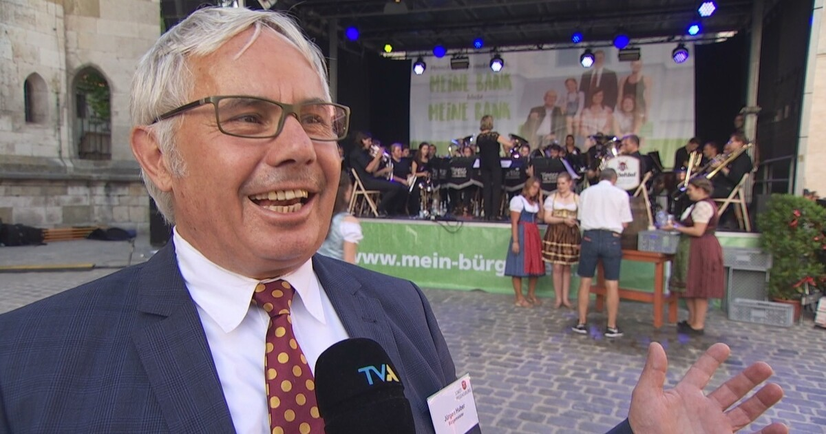 Regensburg Bürgermeister