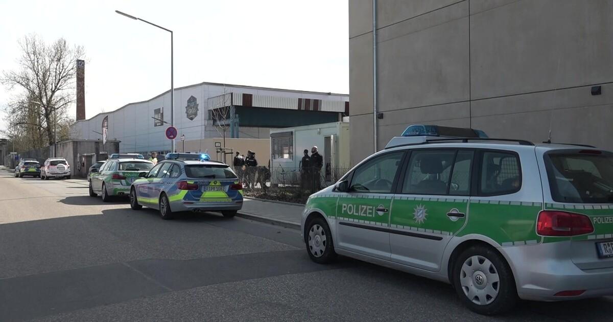 Regensburg Polizeieinsatz