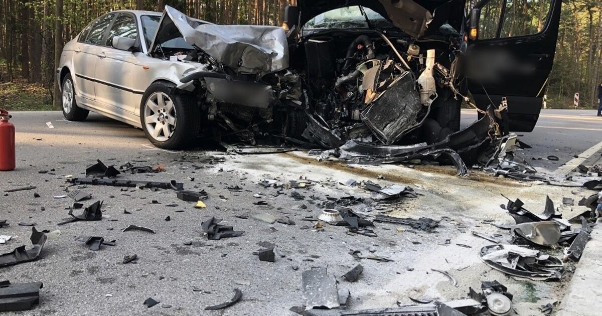 Unfall Siegenburg