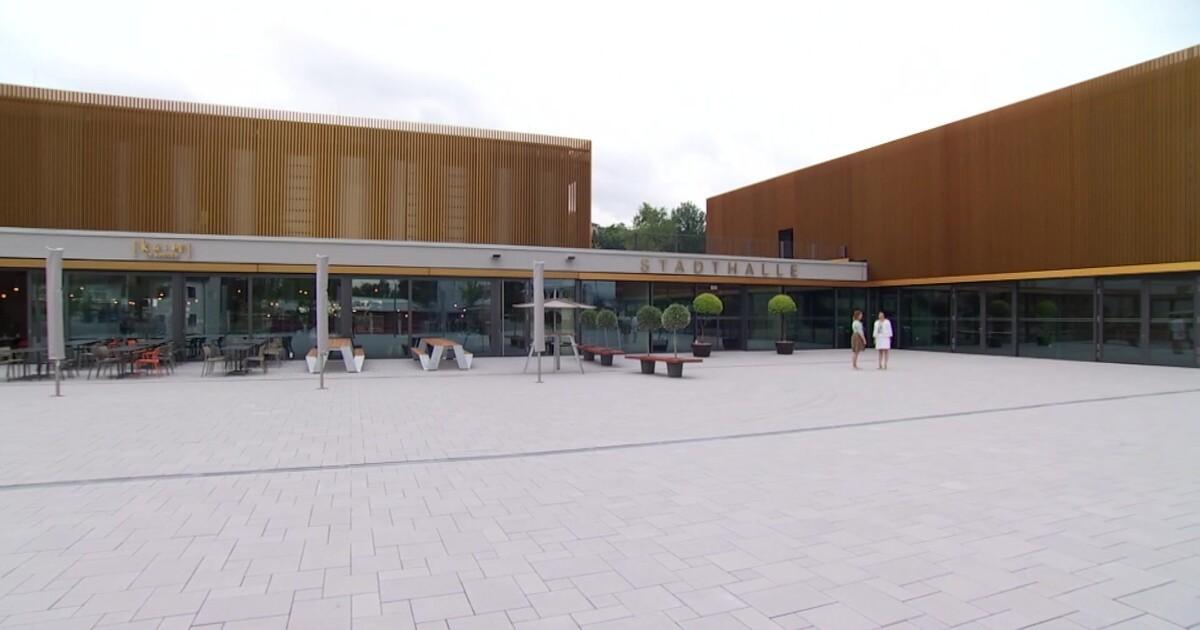 Chamer Stadthalle