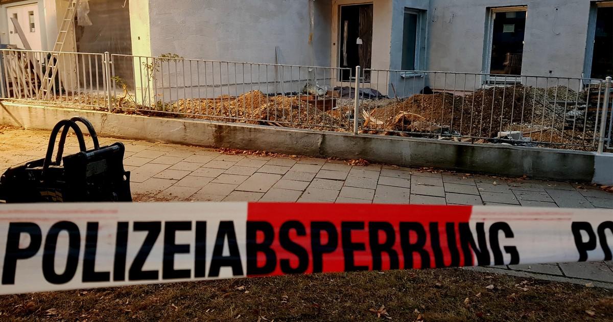 Bombenfund Regensburg