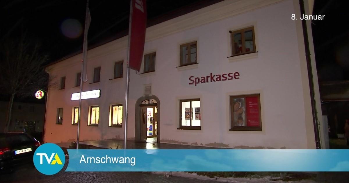Banküberfall Arnschwang