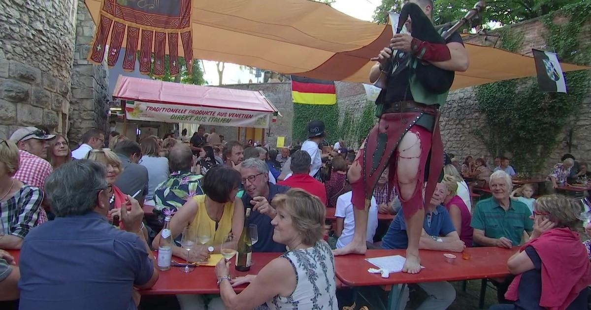 Bürgerfest Schwandorf