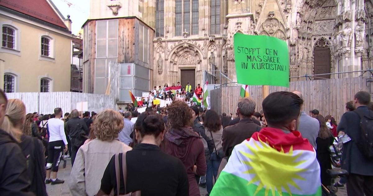 Demonstration Regensburg