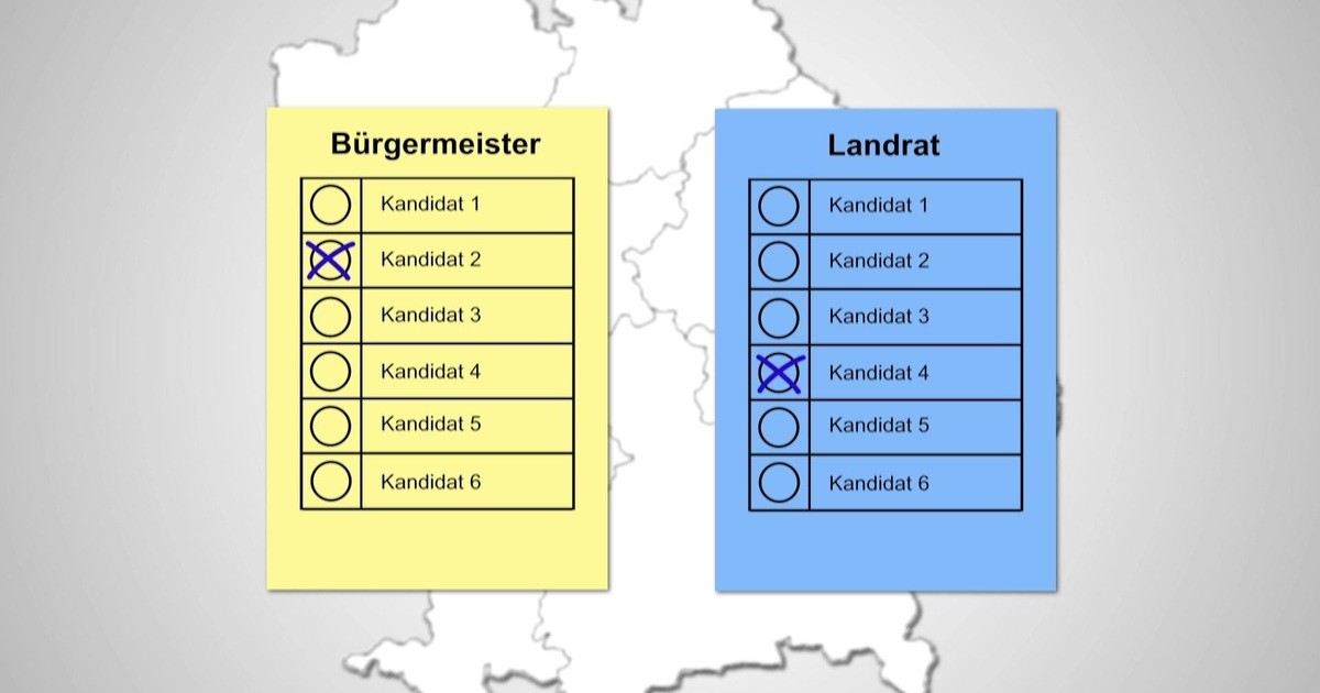 Wie Wähle Ich Richtig Kommunalwahl Bayern