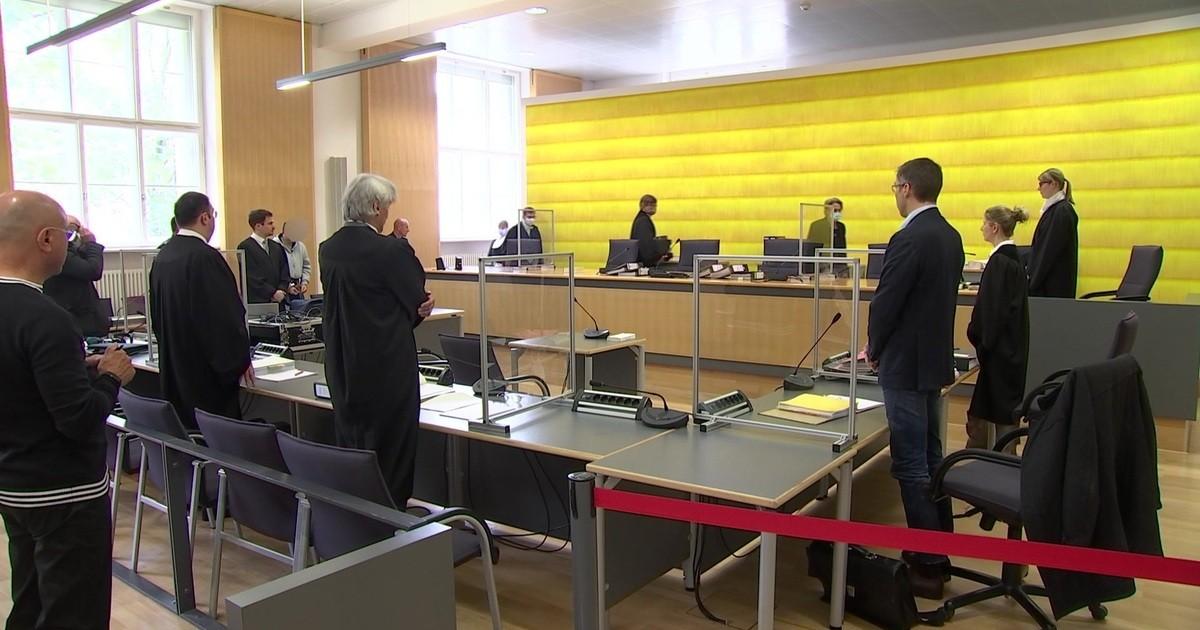 Regensburg: Mutmaßlicher Todesschütze von Abensberg vor Gericht