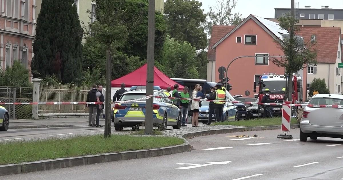 Mann Erschossen Regensburg