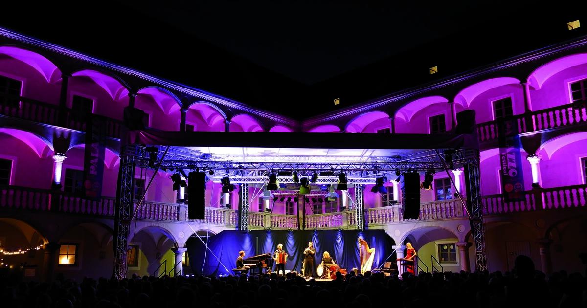 Palazzo Festival Regensburg