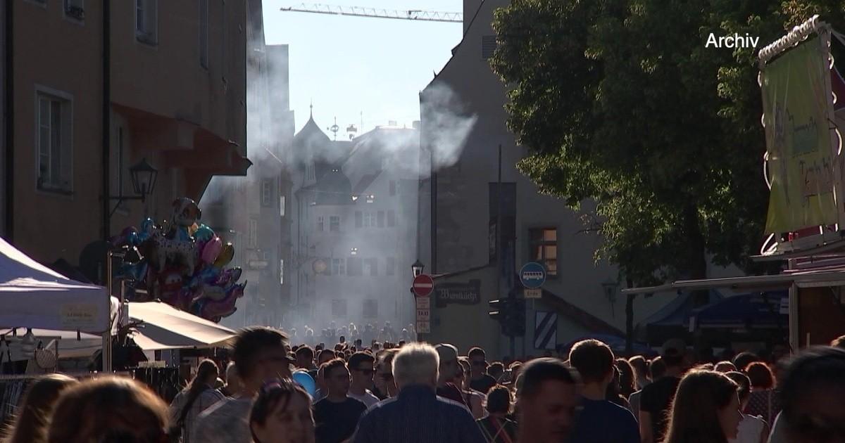 Programm Bürgerfest Regensburg