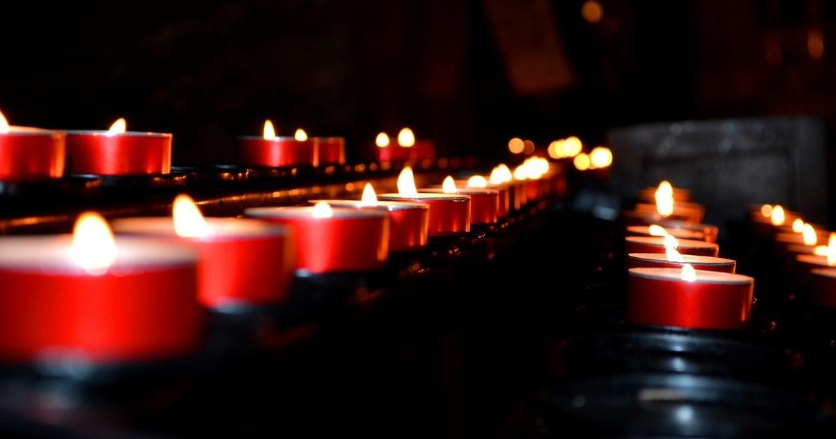 Gedenkgottesdienst Für Verstorbene