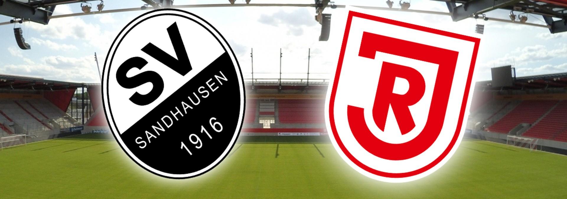 2:2 beim SV Sandhausen