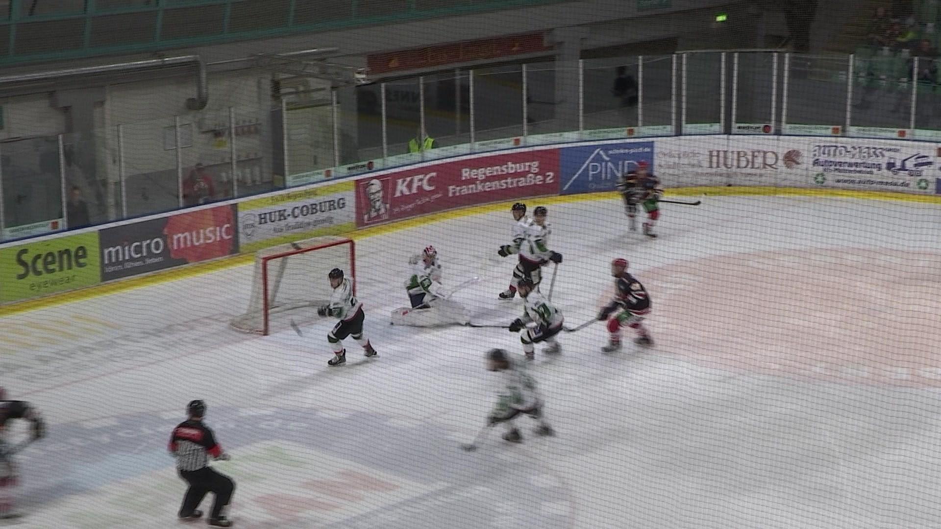 Eisbaren Regensburg Verlieren Erstes Playoff Spiel Tva