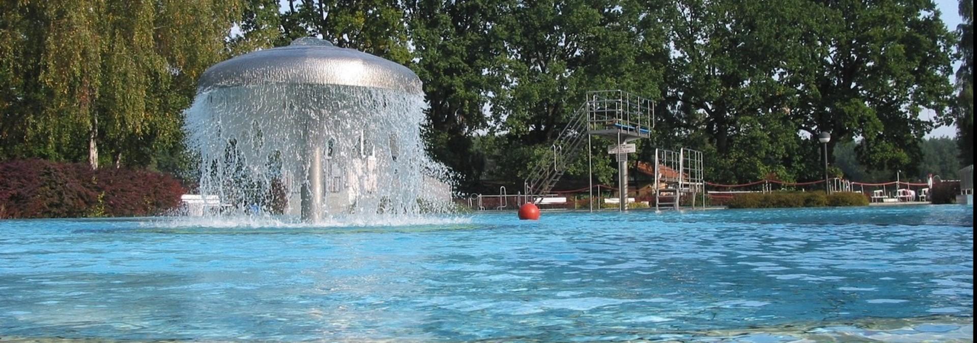 Schwimmspaß in Ostbayern