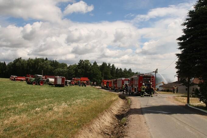 © Quelle: Feuerwehr-Inspektionsbereich Bad Kötzting